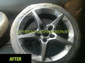 Alloy Wheel Repair After2