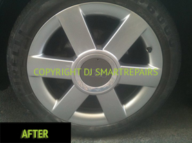 Alloy Wheel Repair After3
