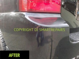 Car Bumper Repairs After