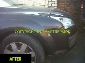 Car Scratch Repair After